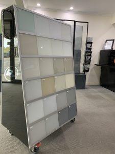 Precision Shower Screens colours 2