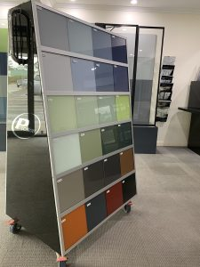 Precision Shower Screens colours
