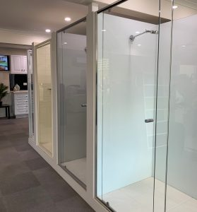 Precision Shower Screens shower doors
